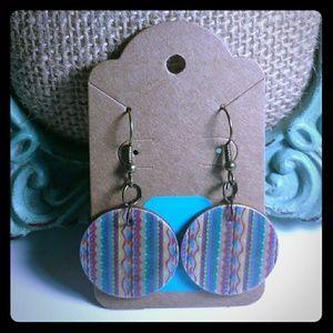 Jewelry - Handmade Pattern Earrings